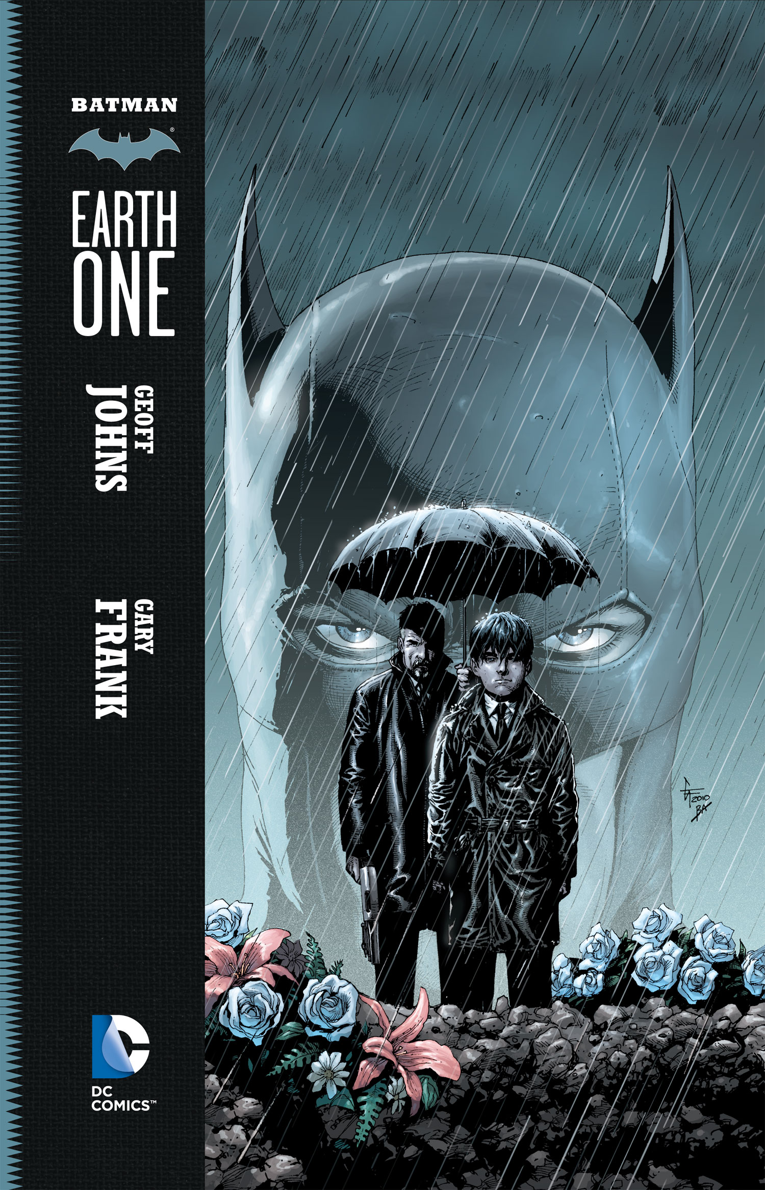 Batman: Earth One Vol 1 1