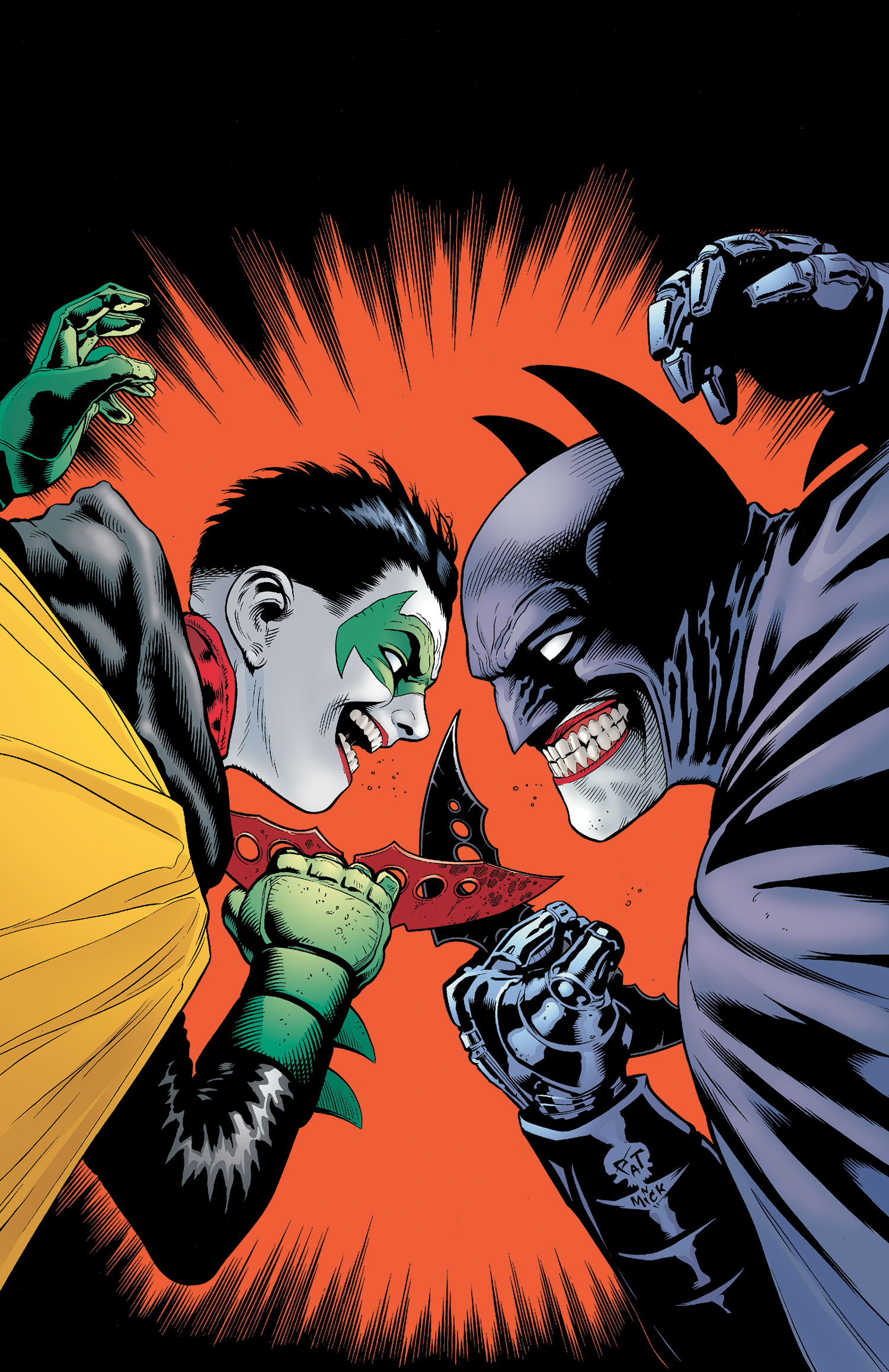 Batman and Robin Vol 2 16 Textless.jpg
