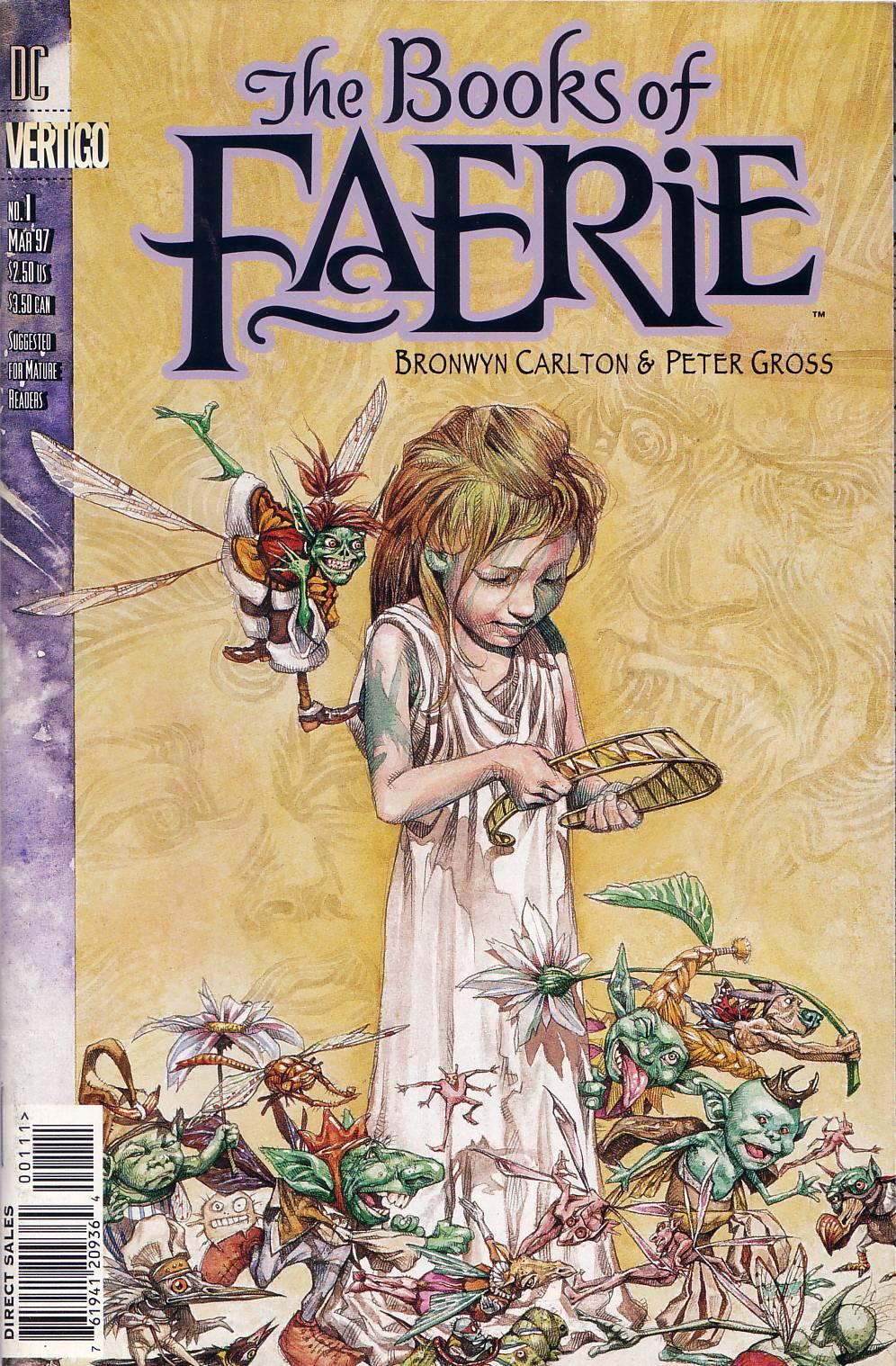 The Books of Faerie Vol 1 1