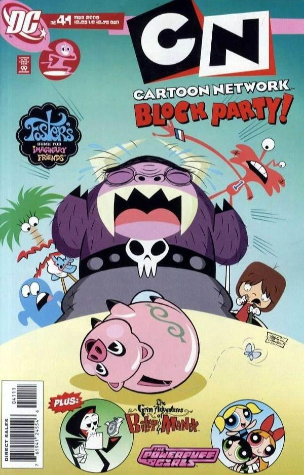 Cartoon Network Block Party Vol 1 41
