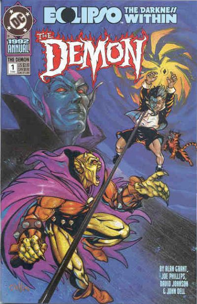The Demon Annual Vol 3 1