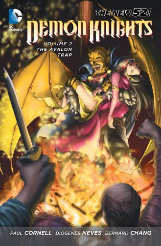 Demon Knights: The Avalon Trap (Collected)