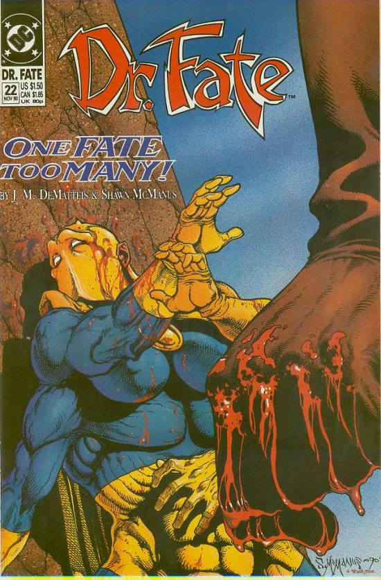 Doctor Fate Vol 2 22
