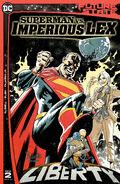 Future State Superman vs. Imperious Lex Vol 1 2