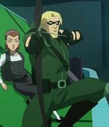 Green Arrow DC Showcase