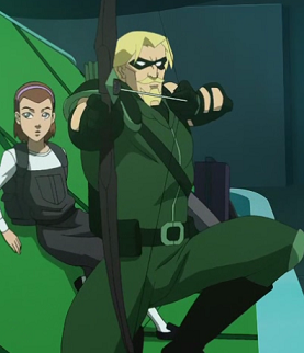 Oliver Queen (DC Showcase: Green Arrow)