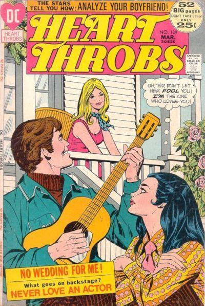 Heart Throbs Vol 1 139