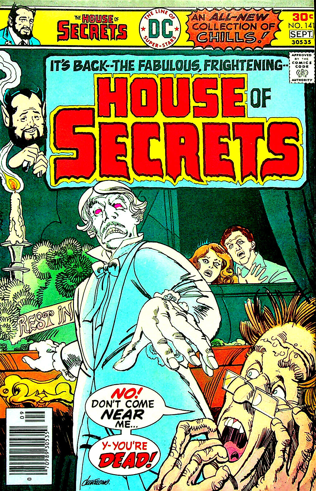 House of Secrets Vol 1 141