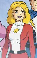Imra Ardeen Scooby-Doo Team-Up 001