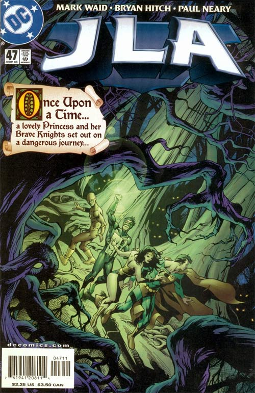 JLA: The Queen of Fables