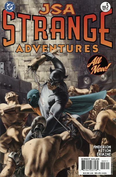 JSA: Strange Adventures Vol 1 3
