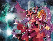 Justice League No Justice Vol 1 1 Textless Wraparound