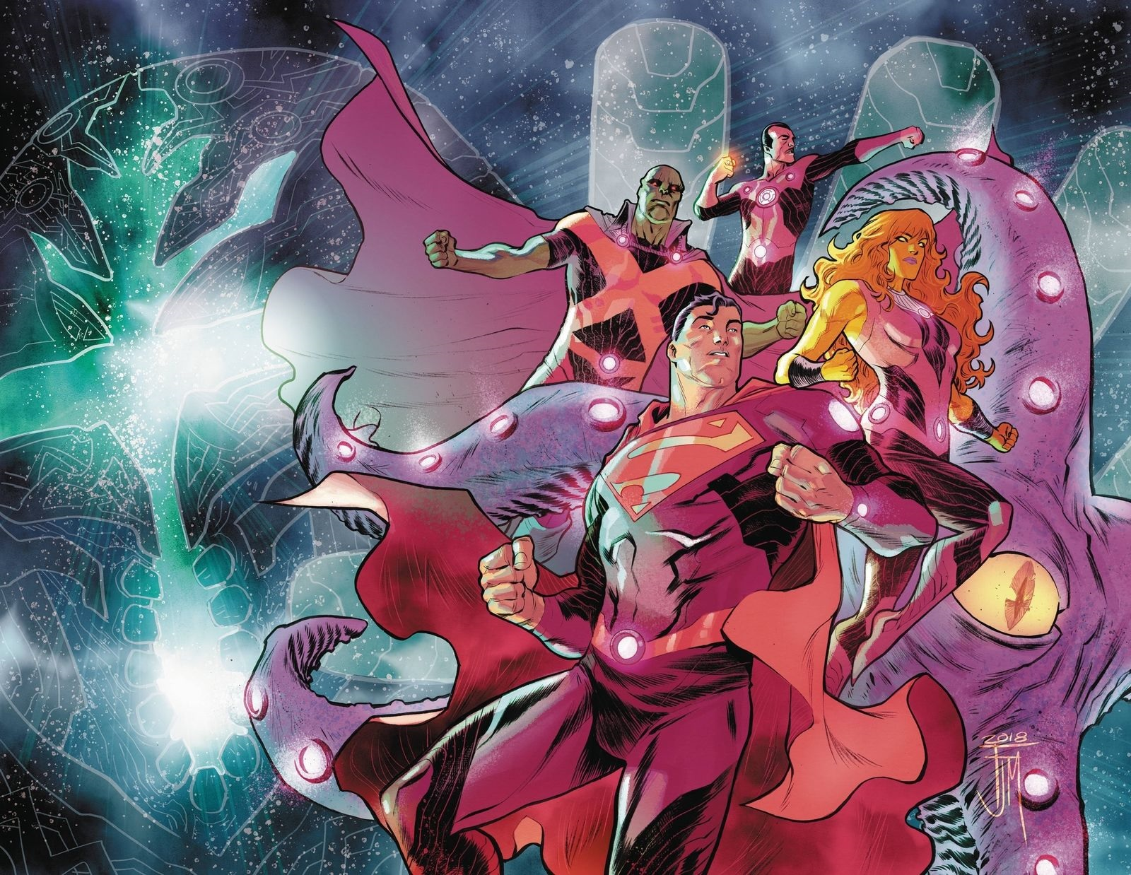 Justice League: Team Mystery