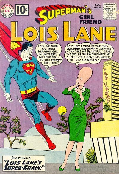 Superman's Girl Friend, Lois Lane Vol 1 27