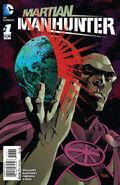 Martian Manhunter Vol 4 1