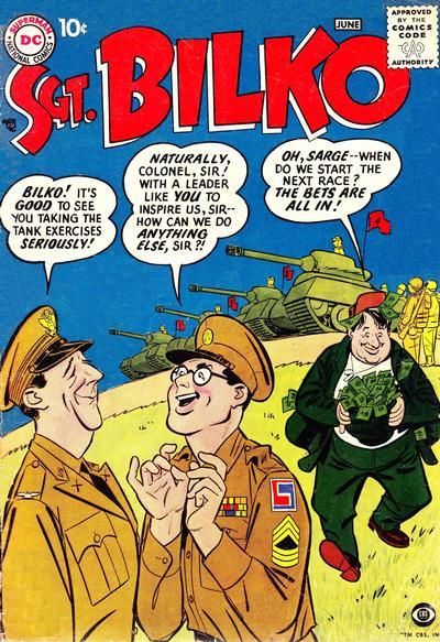 Sergeant Bilko Vol 1