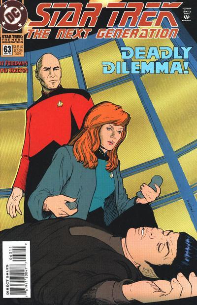 Star Trek: The Next Generation Vol 2 63