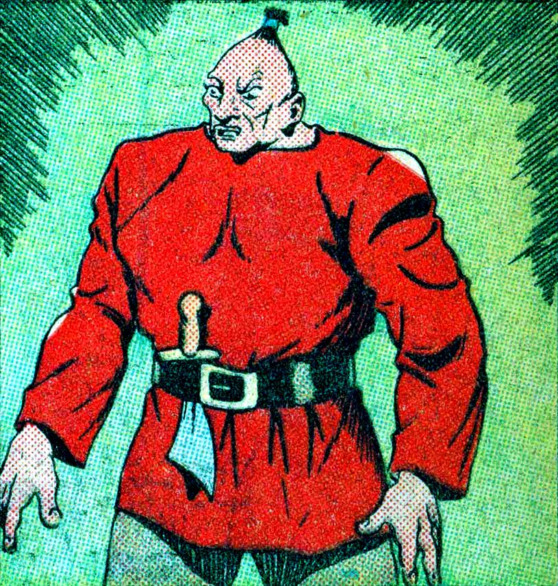 Stuporman (Quality Universe)