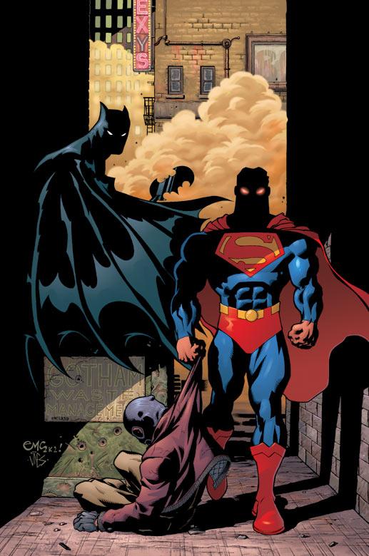 Sueprman Batman Vol 1 1 Textless Retailer Incentive Variant.jpg