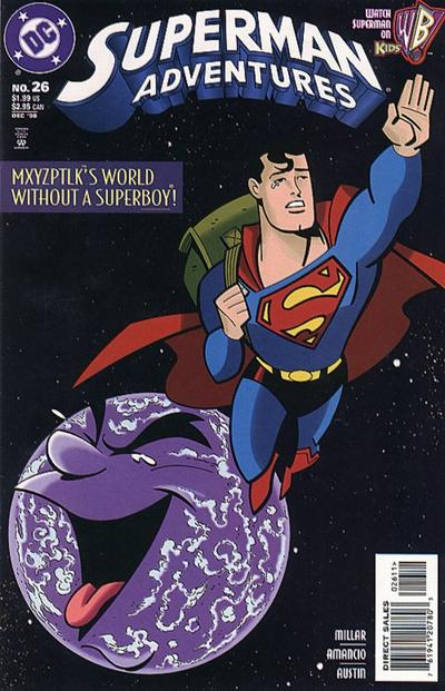 Superman Adventures Vol 1 26