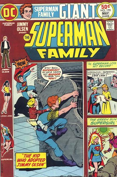 Superman Family Vol 1 170