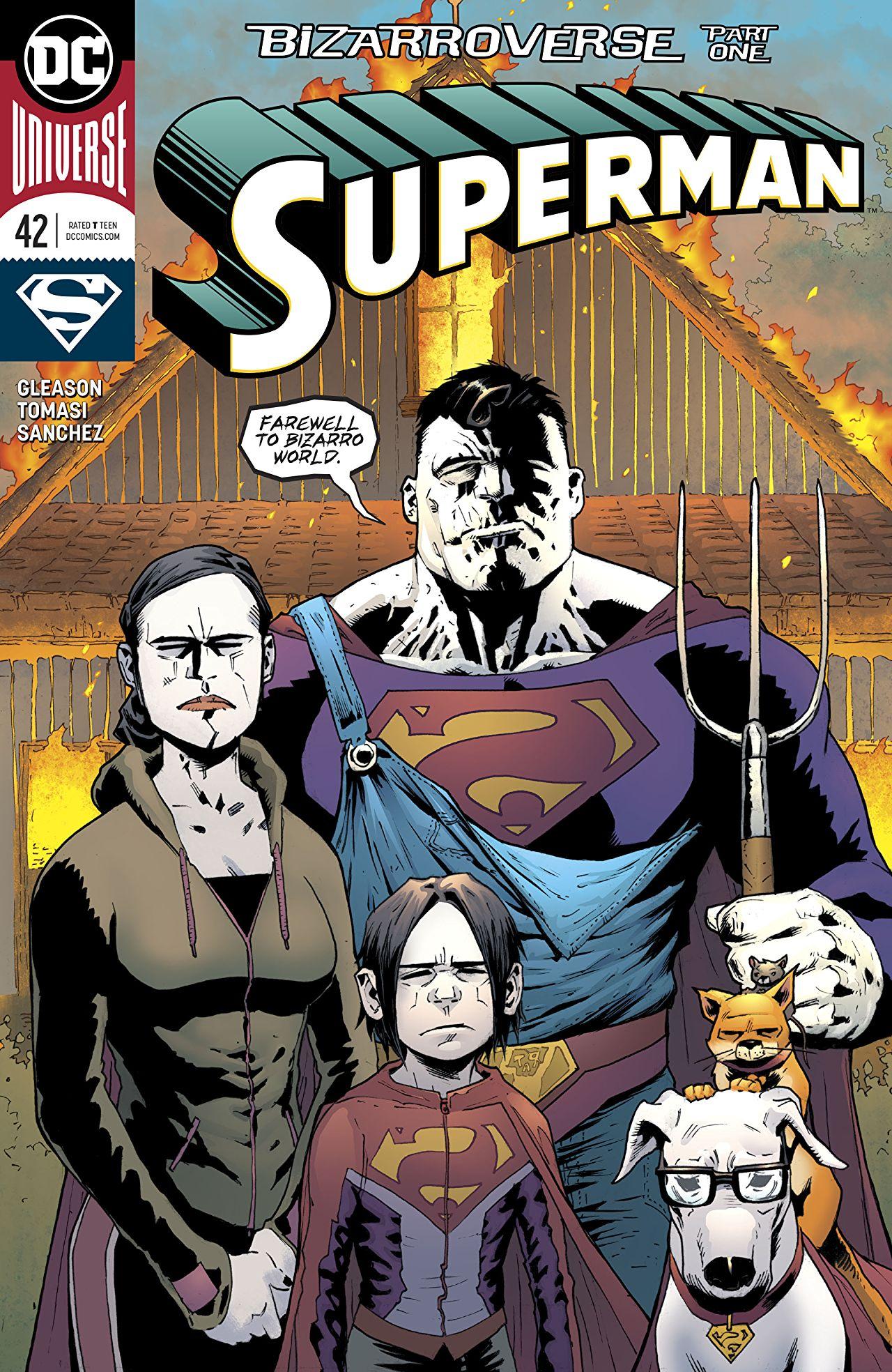 Superman Vol 4 42