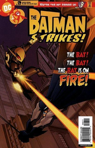 The Batman Strikes! Vol 1 8
