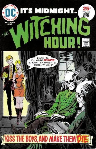 The Witching Hour Vol 1 55