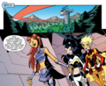 Titans North Teen Titans TV Series 001