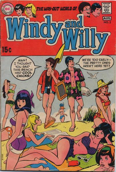 Windy and Willy Vol 1 2