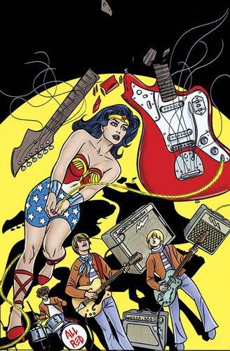 Textless Batman '66 Variant