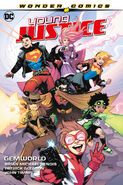 Young Justice Gemworld TPB