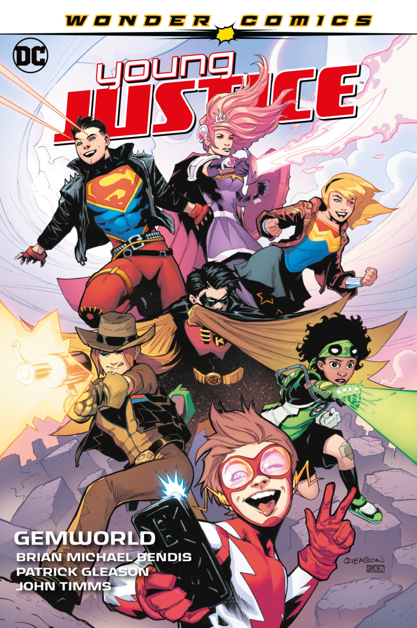 Young Justice: Gemworld (Collected)
