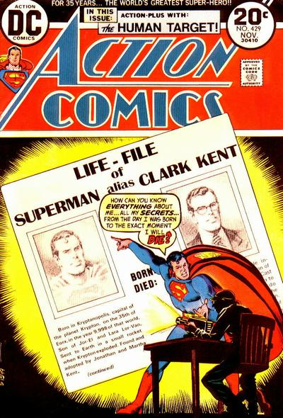 Action Comics Vol 1 429