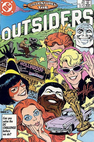 Adventures of the Outsiders Vol 1 38