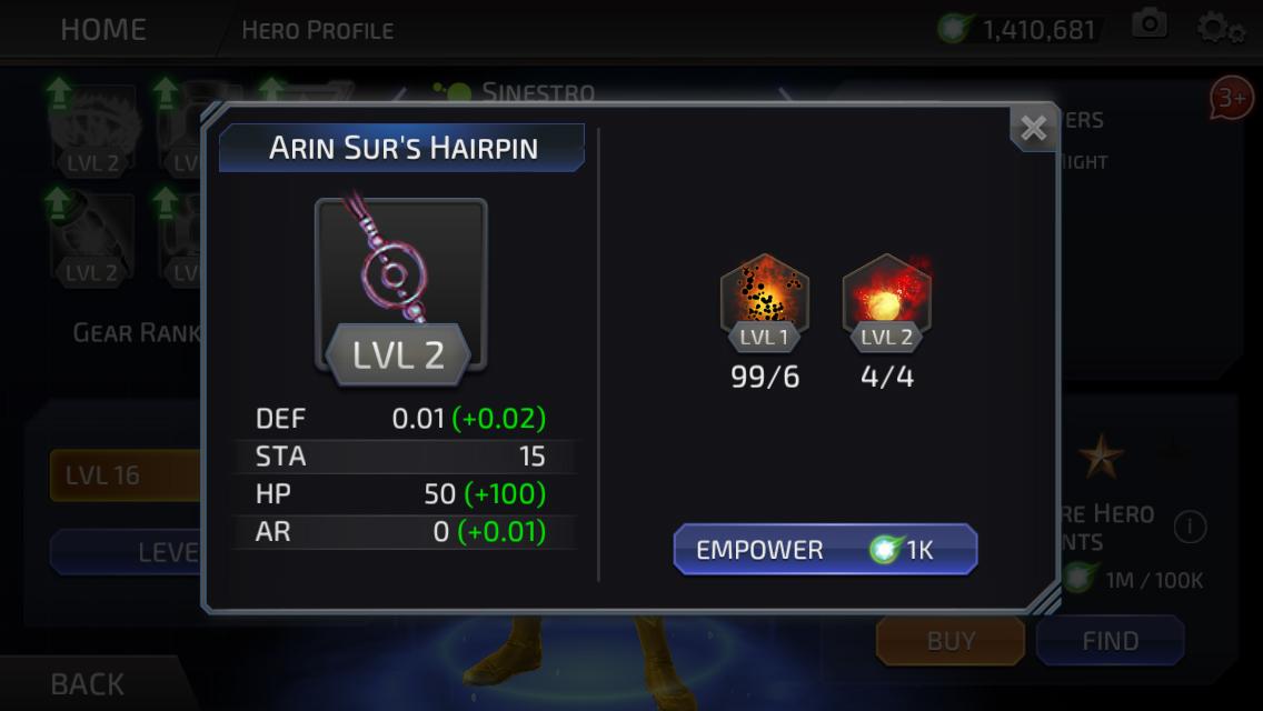 Arin Sur (DC Legends)