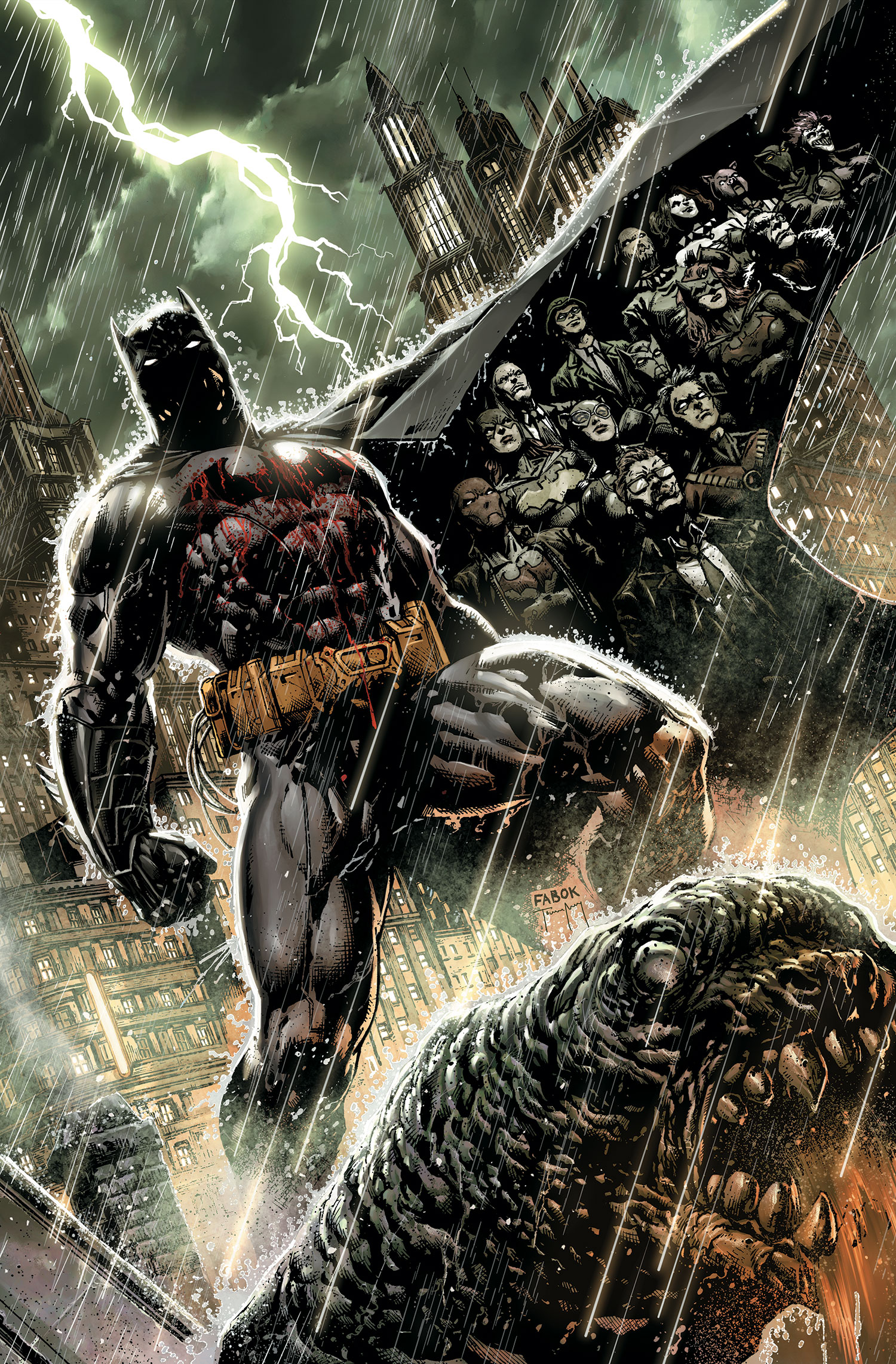 Batman Eternal Vol. 1 (Collected)