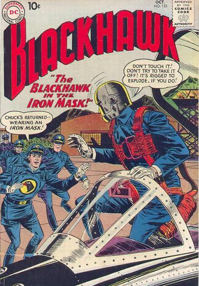 Blackhawk Vol 1 153
