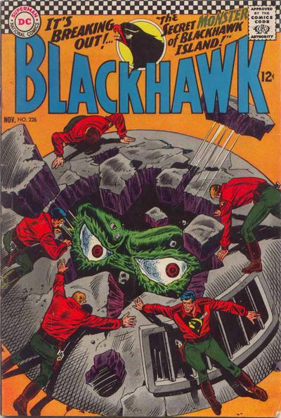 Blackhawk Vol 1 226