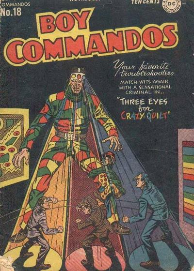 Boy Commandos Vol 1 18