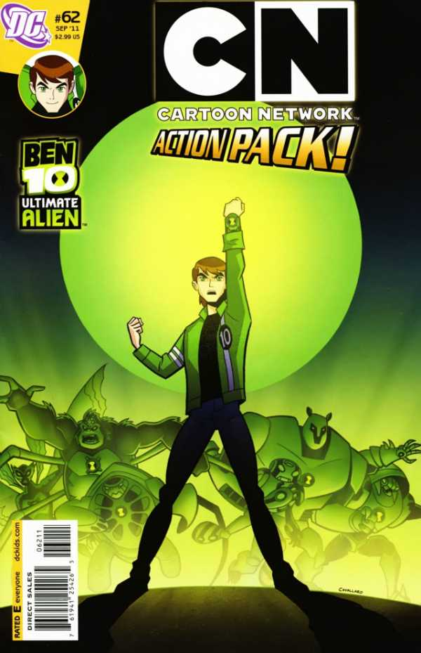 Cartoon Network Action Pack Vol 1 62