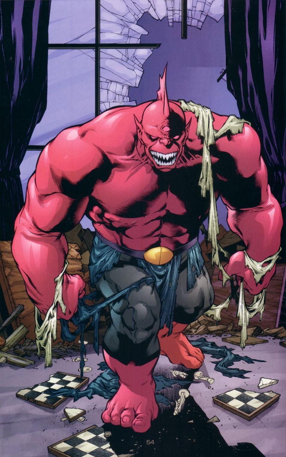 Despero (New Earth)