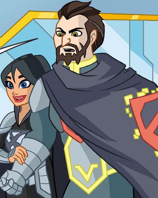 Dru-Zod (DC Super Hero Girls)