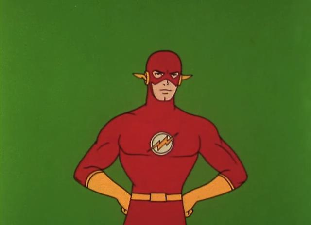 Barry Allen (Filmation Adventures)