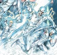 Flash White Lantern Corps 001