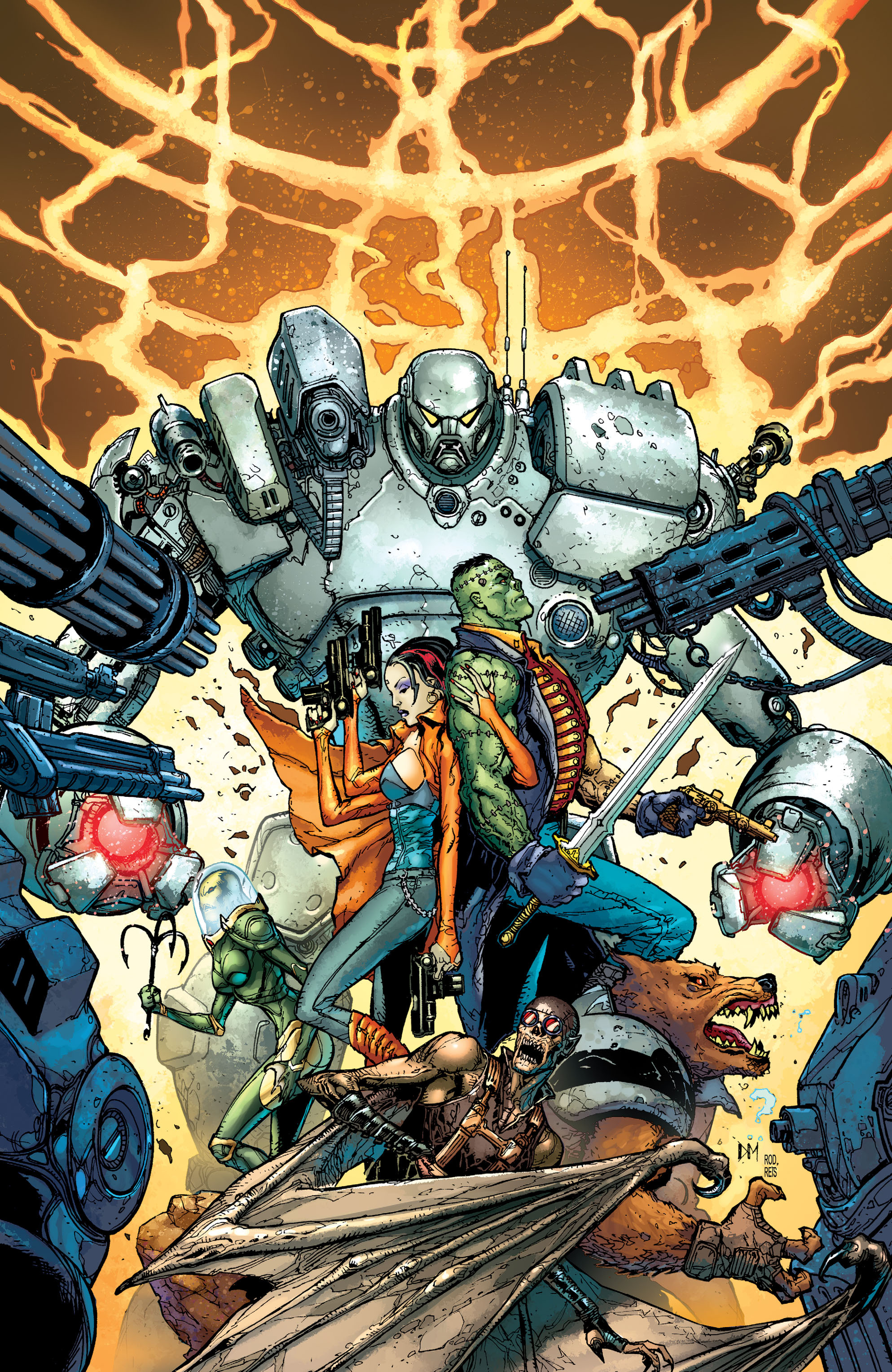 Flashpoint Frankenstein and the Creatures of the Unknown Vol 1 3 Textless.jpg