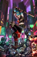 Future State Harley Quinn Vol 1 1 Textless