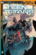 Future State Teen Titans Vol 1 2