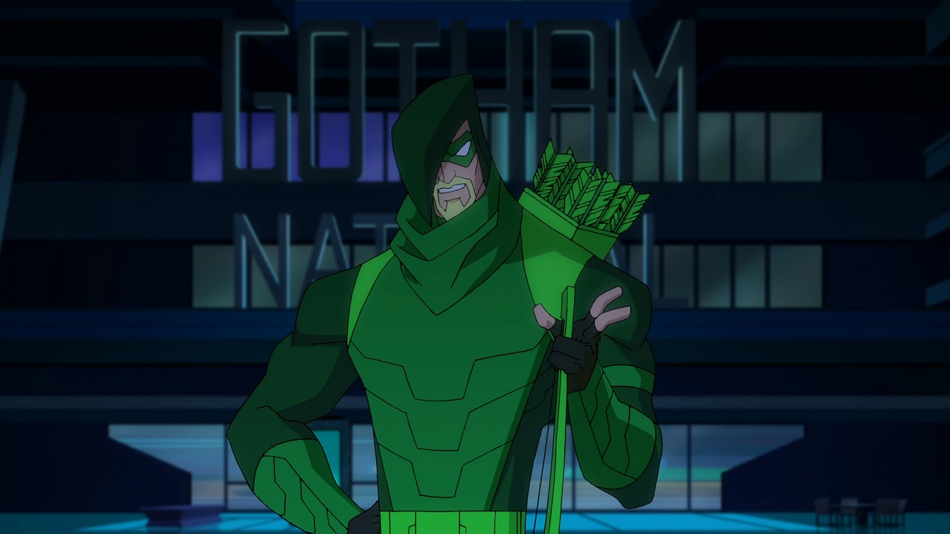 Oliver Queen (Batman Unlimited)