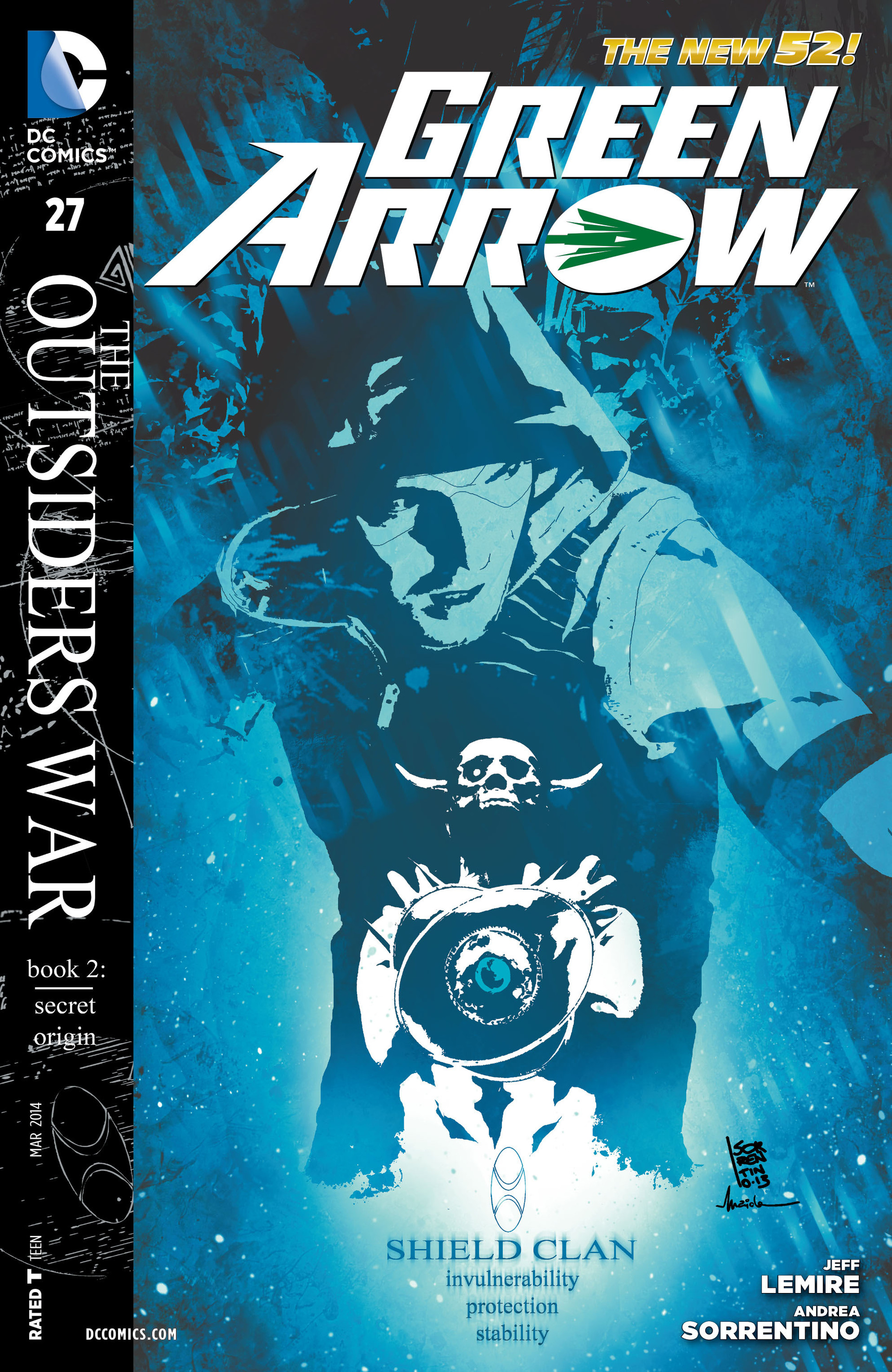 Green Arrow Vol 5 27